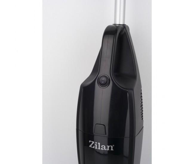 Aspirator vertical ZILAN ZLN-1235, Putere 800W, Fara sac, Recipient praf 2L,Negru - ZLN1235