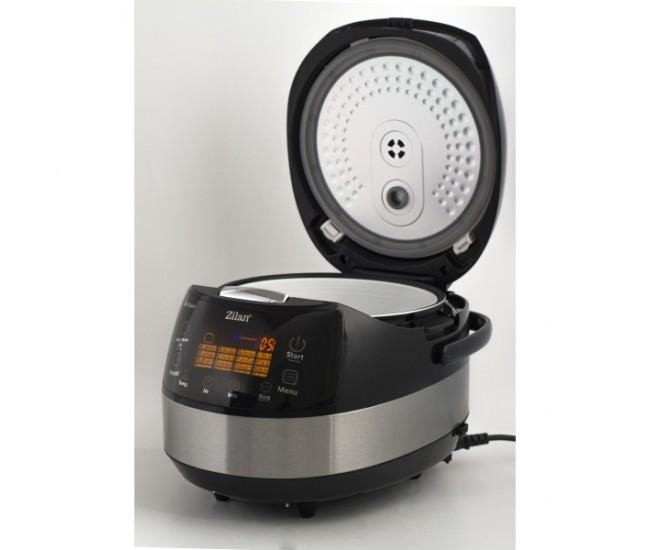 Aparat de gatit multifunctional Multicooker Zilan ZLN-9171 ecran LCD 4 Litri programe automate - ZLN9171