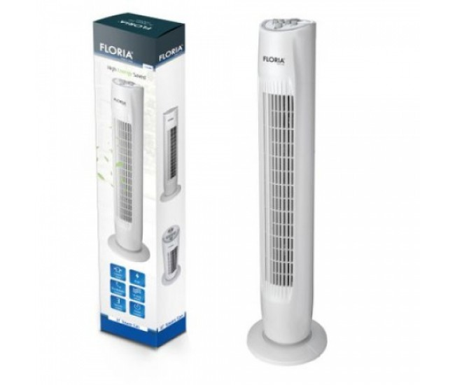 Ventilator turn Floria ZLN-3413, Timer, Trei trepte, Consum 45W, Debit de aer 1787 mc/ora - ZLN3413