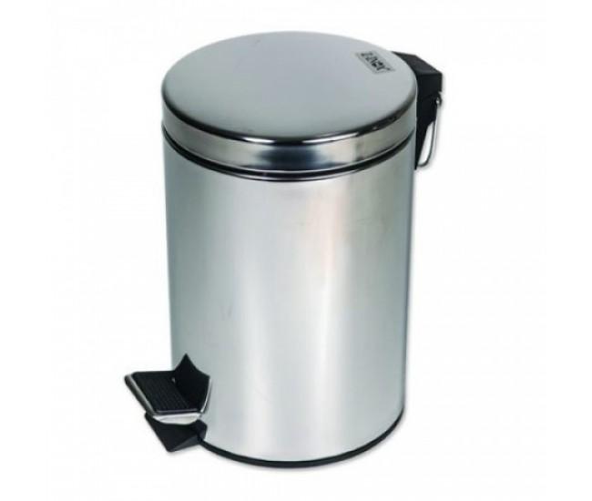 Cos menajer din inox, 12 litri ZILAN ZLN-6904 - ZLN6904