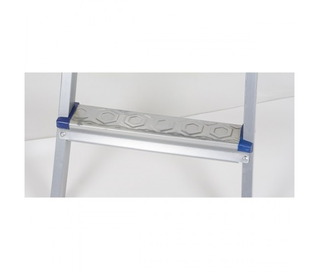 Scara Metal Zilan ZLN 1169,patru trepte +platforma - ZLN1169