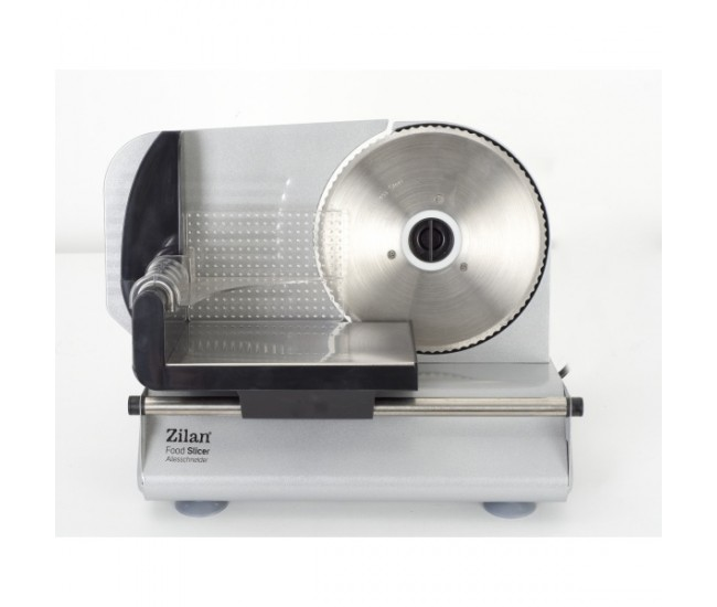Feliator alimente Zilan ZLN-3376, Putere 150W, Grosime taiere reglabila 1-15 mm, Lama taiere inox - ZLN3376