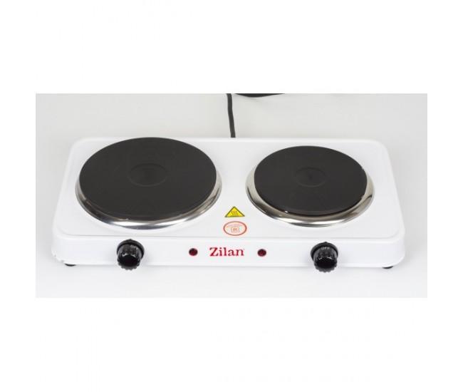 Plita electrica Dubla, ZLN-2180, 2500W, termostat reglabil - ZLN2180