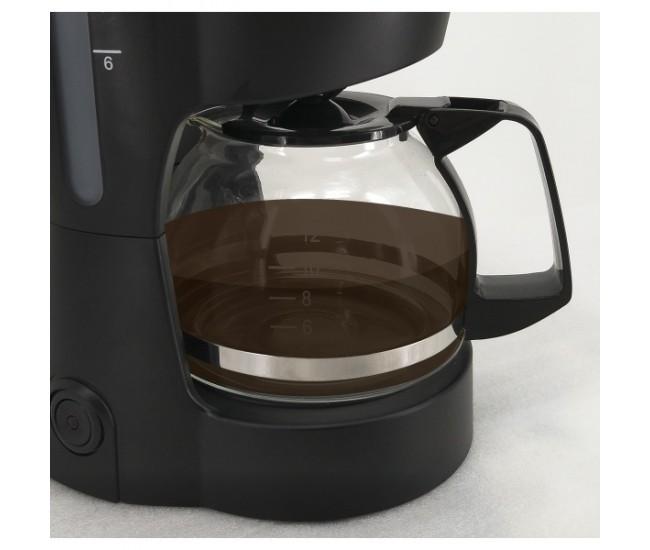 Filtru Cafea ZILAN ZLN-7887, Putere 600W, Capacitate cana 0.6 L, plita pentru pastrarea calda a cafelei - ZLN7887