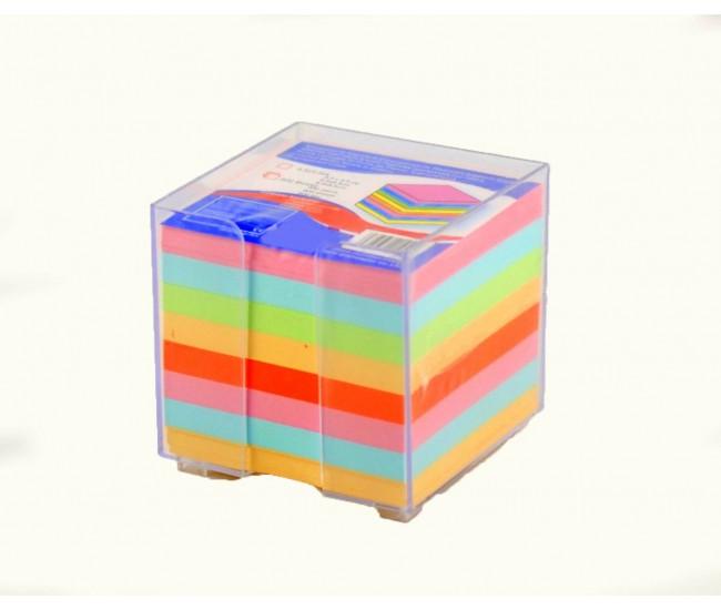 Cub notite colorate 800 buc (suport inclus)