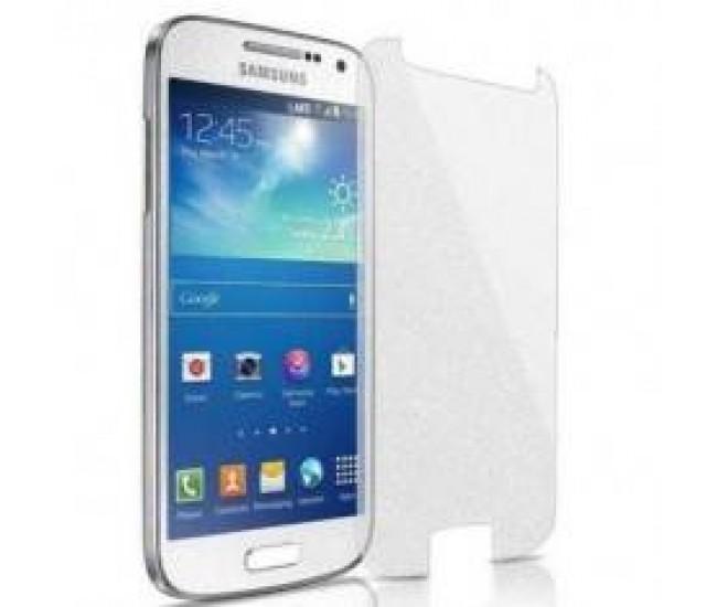 Folie de protectie dedicata modelului Samsung Galaxy S4 Mini.