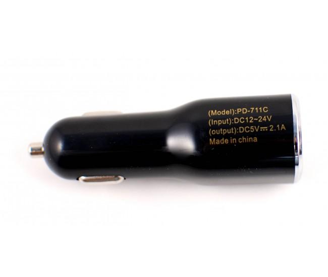 Incarcator AUTO GRIFFIN pentru telefon - USB 2.1A  Iphone, Samsung, Allview...