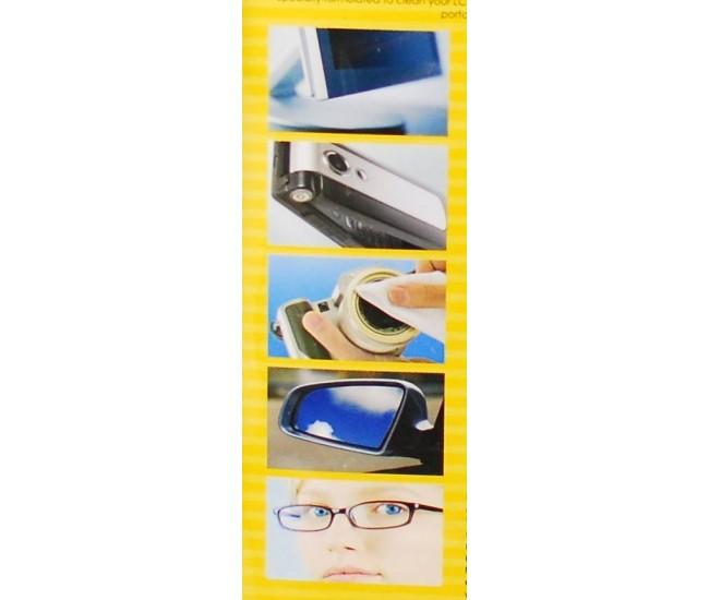 Solutie de curatat ecrane LCD, tastaturi,  ochelari ...etc