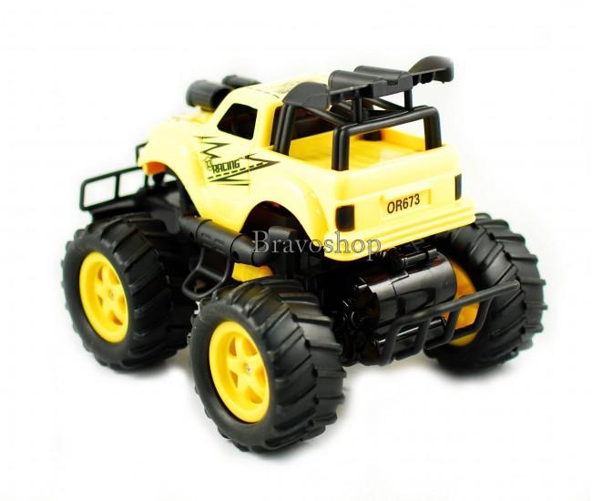 Masina de jucarie cu radio comanda 1:16 Beast - Masina de teren pentru copii