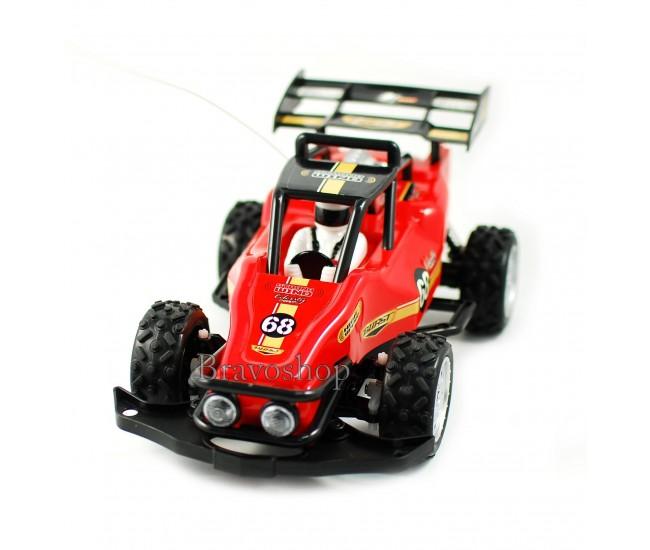 Masina de jucarie sport cu radio comanda, viteza 17 km/h - Masina sport de jucarie
