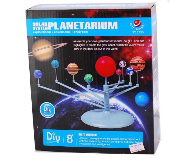 Planetarium - joc educativ si creativ