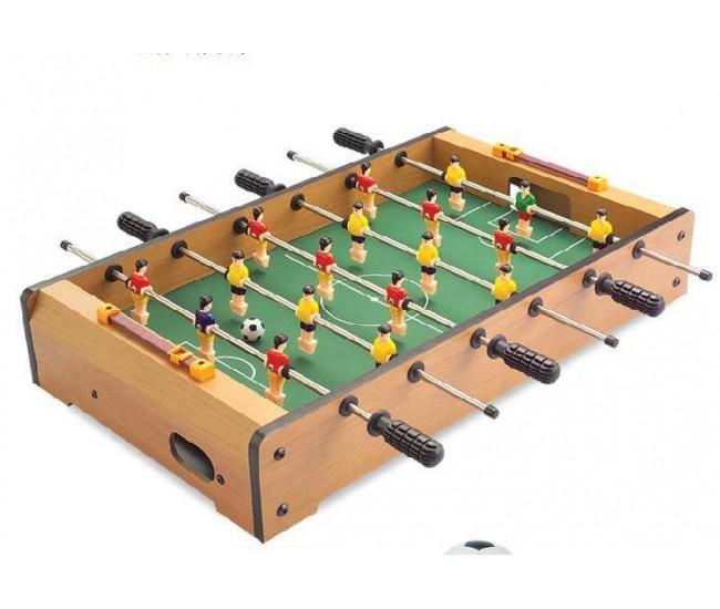 Joc de fotbal pentru copii cu 18  jucatori - Fotbal de masa - Jucarie GY3623