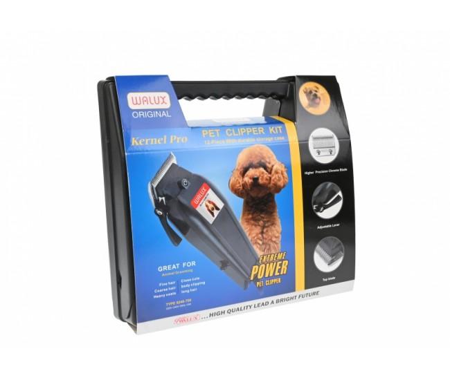 Masina profesionala de tuns caini cu cablu 220V, WALUX Kernel PRO 9248-700