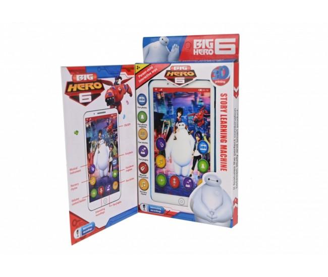 Tableta de jucarie BIG HERO 3D, 12 functii touch 03161