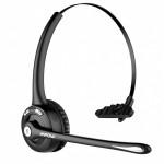 Casca Bluetooth profesionala MPOW PRO, cu dubla conectivitate si rotatie 360 grade - BH015B