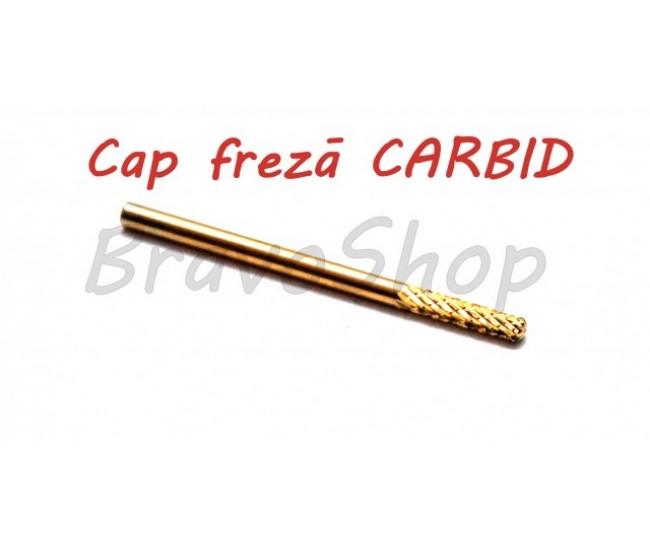 Capete freza electrica CARBID - Gel UV, unghii, tipsuri etc..