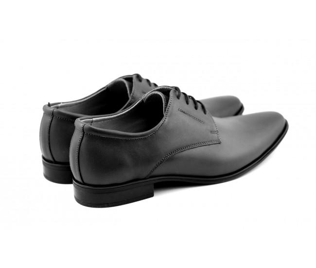Pantofi barbati eleganti din piele naturala 2018SN