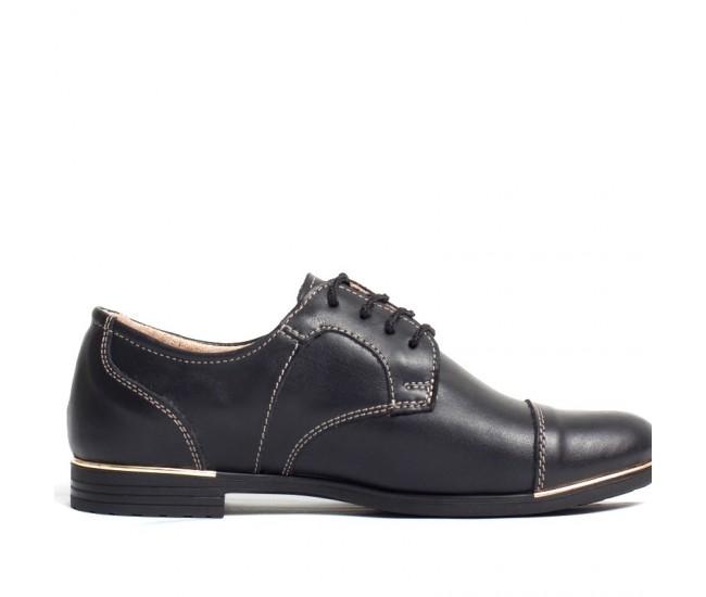 Oferta marimea 40, pantofi dama casual din piele naturala  LVIC620