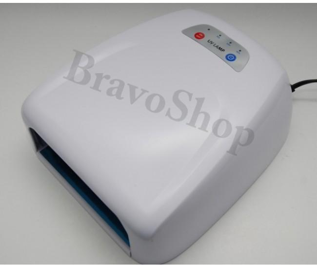 Lampa UV (ultraviolete) digitala pentru uscare unghii, cu temporizator