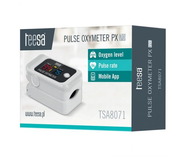 PULSOXIMETRU DEGET BLUETOOTH  PX70 TEESA