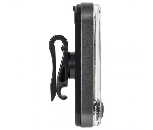 LAMPA SPATE BICICLETA LED COB INCARCARE USB