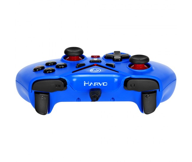 Gamepad marvo gt-018 (pc, ps3, android)