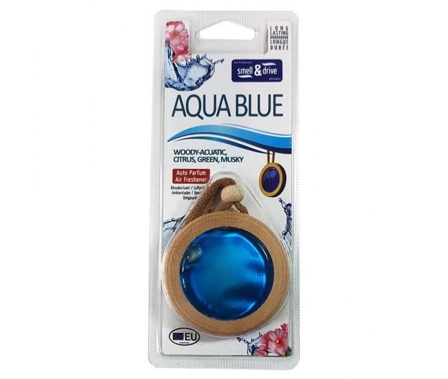 Odorizant auto tip membrana smell&drive aqua blue, fiola 6 ml