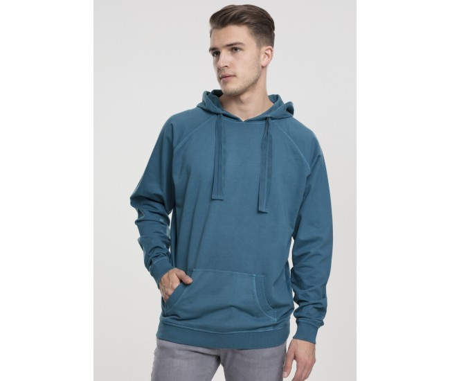 Garment Washed Terry Hoody
