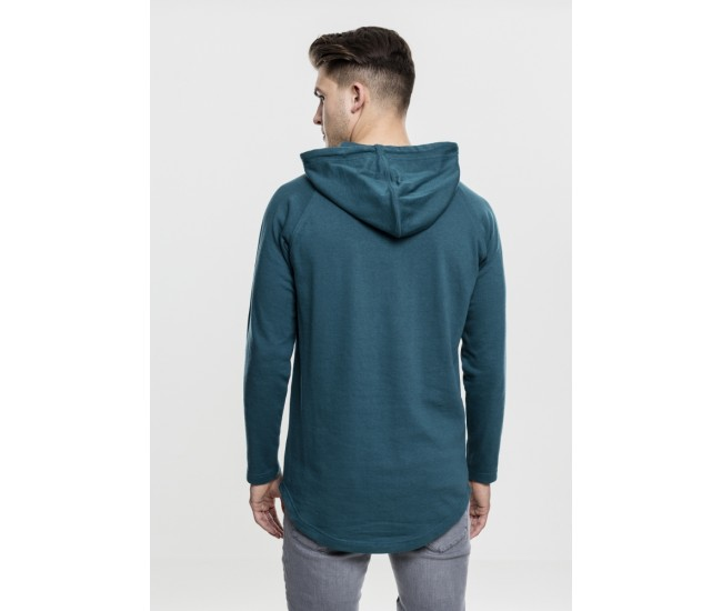 Long Shaped Terry Hoody