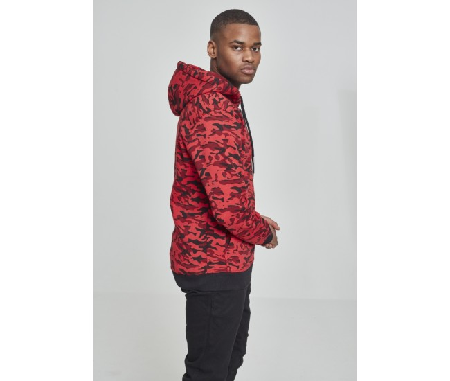 Sweat Camo Bomber Hoody