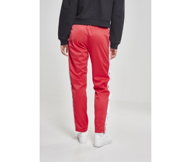 Ladies Button Up Track Pants