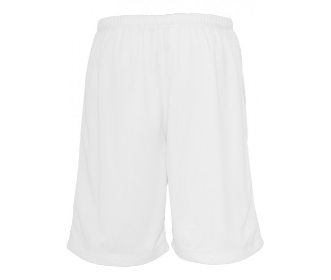 BBall Mesh Shorts with Pockets