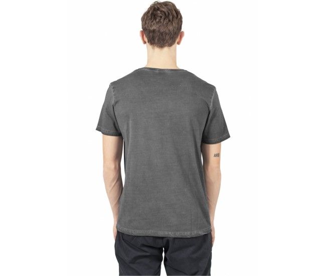 Spray Dye V-Neck Tee