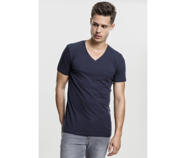 V-Neck Pocket Tee