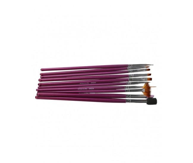 Pensule set 10 LRP NBS10A