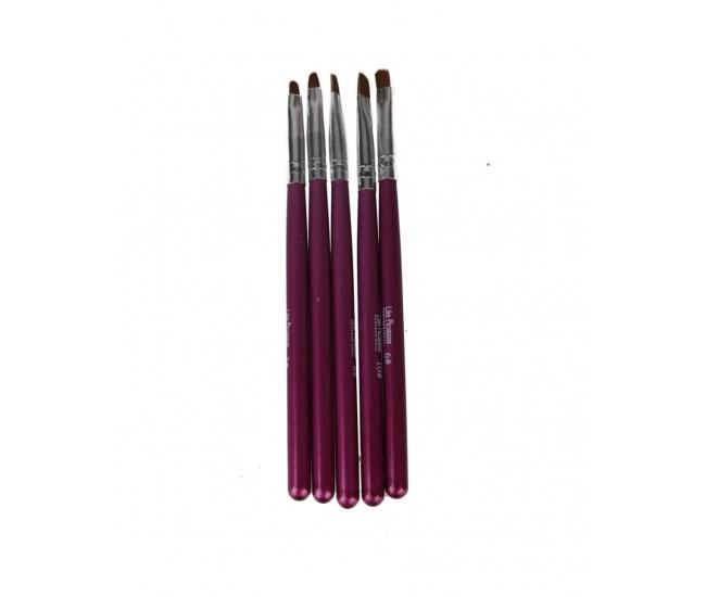 Pensule set 5 LRP NBS05D