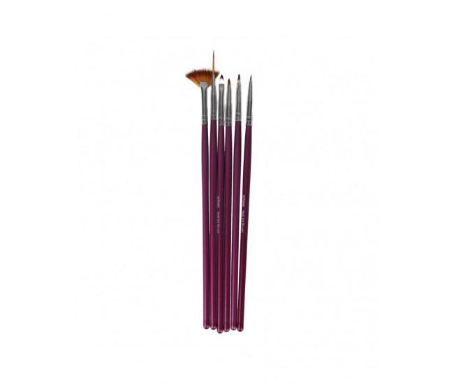 Pensule set 6 LRP NBS06C