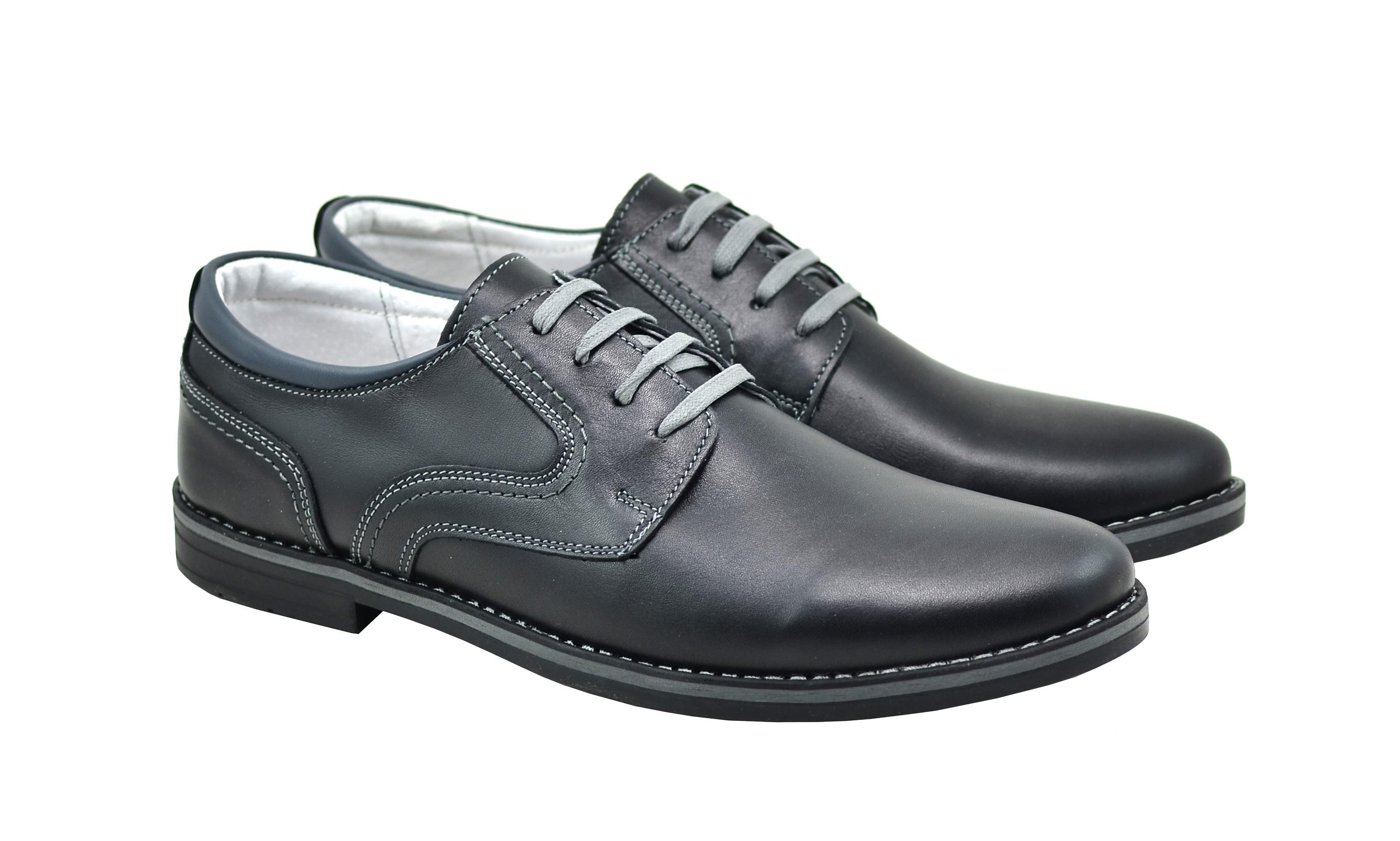 Pantofi barbati casual din piele naturala - DANY