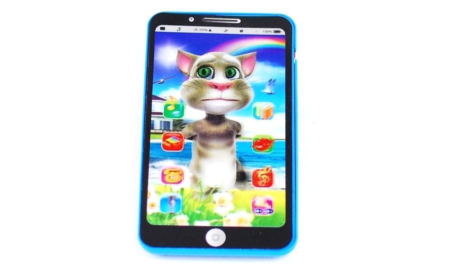 Tableta de jucarie cu Tom Talking 3D, 12 functii touch 03811