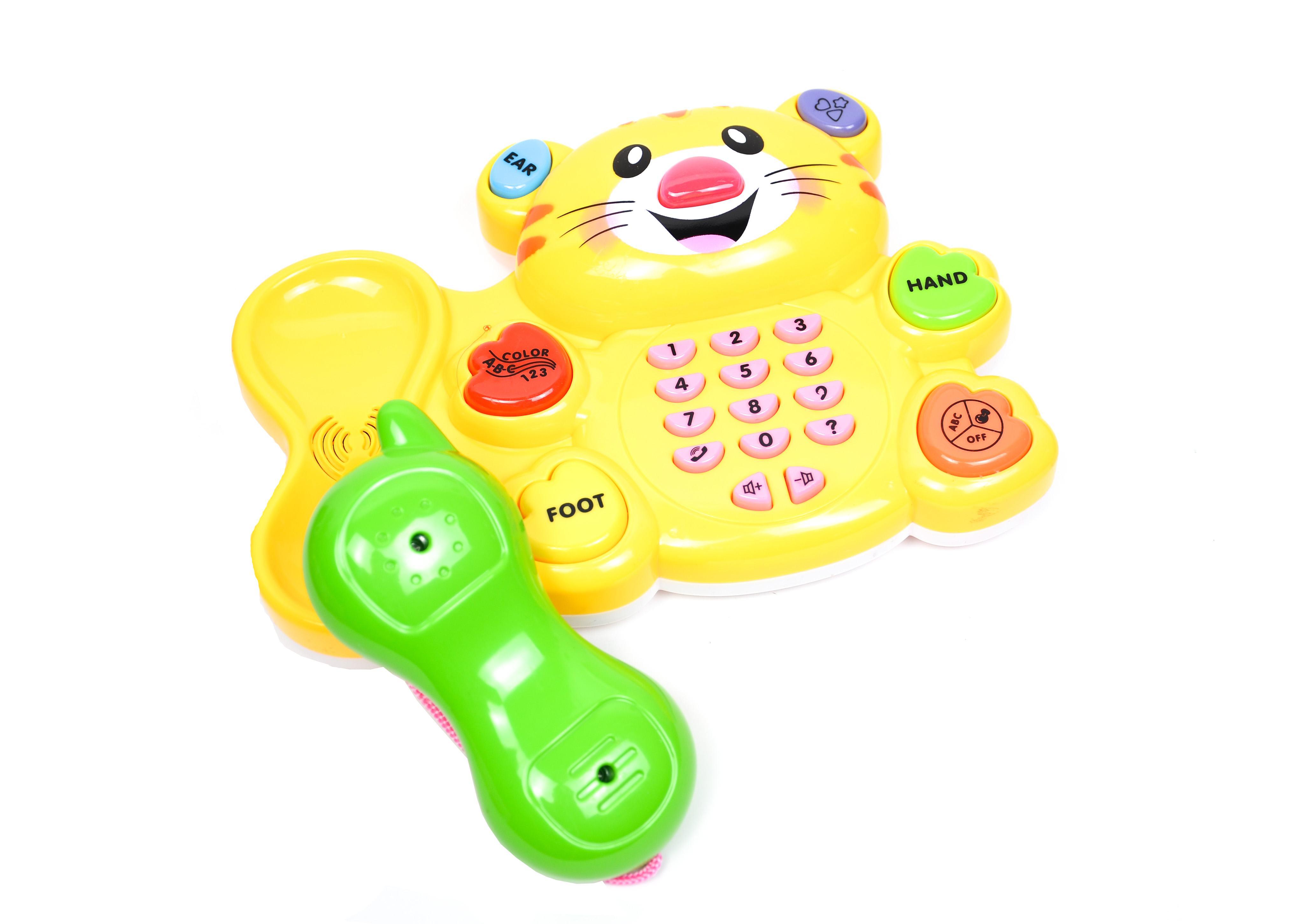 Telefon de jucarie pentru copii - educational - 9911