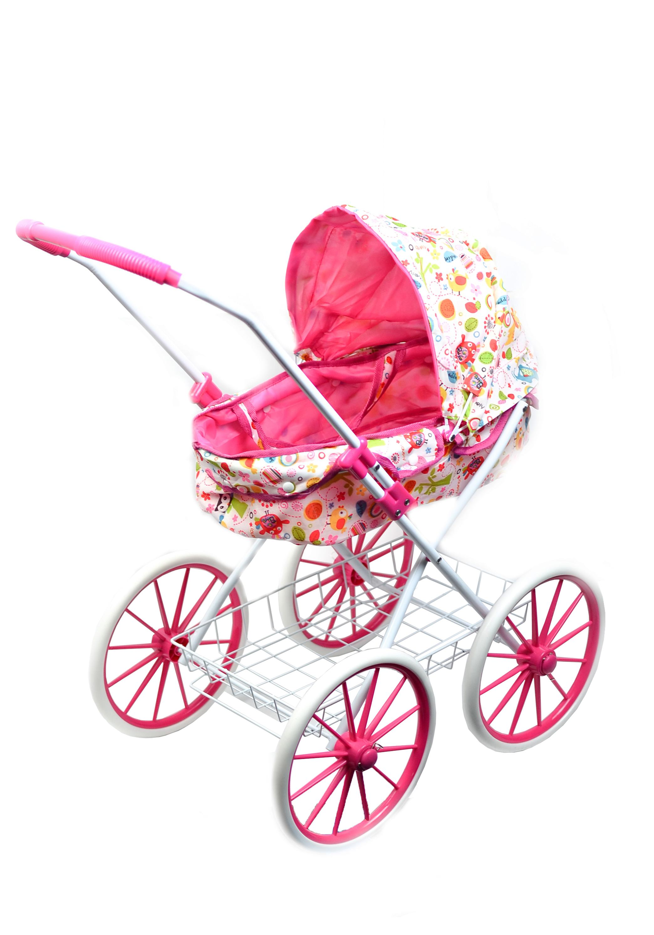 Carucior de jucarie pentru copii / Carucior papusi - 8826NB