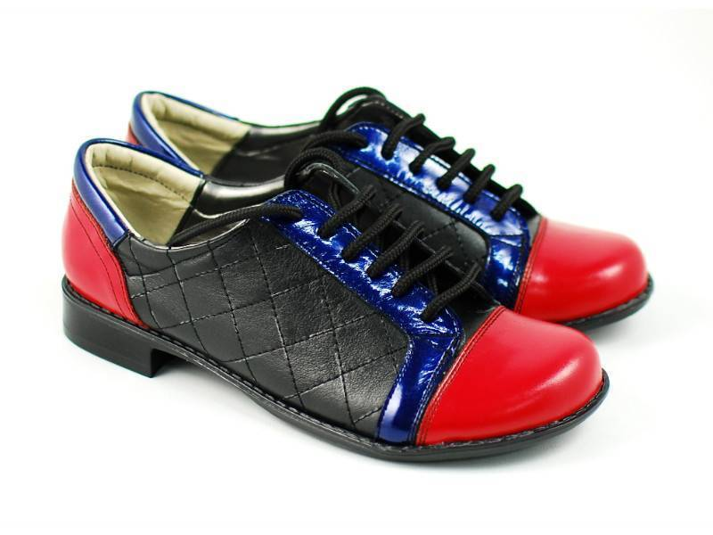 Pantofi dama casual din piele naturala - Made in Romania P53ANR