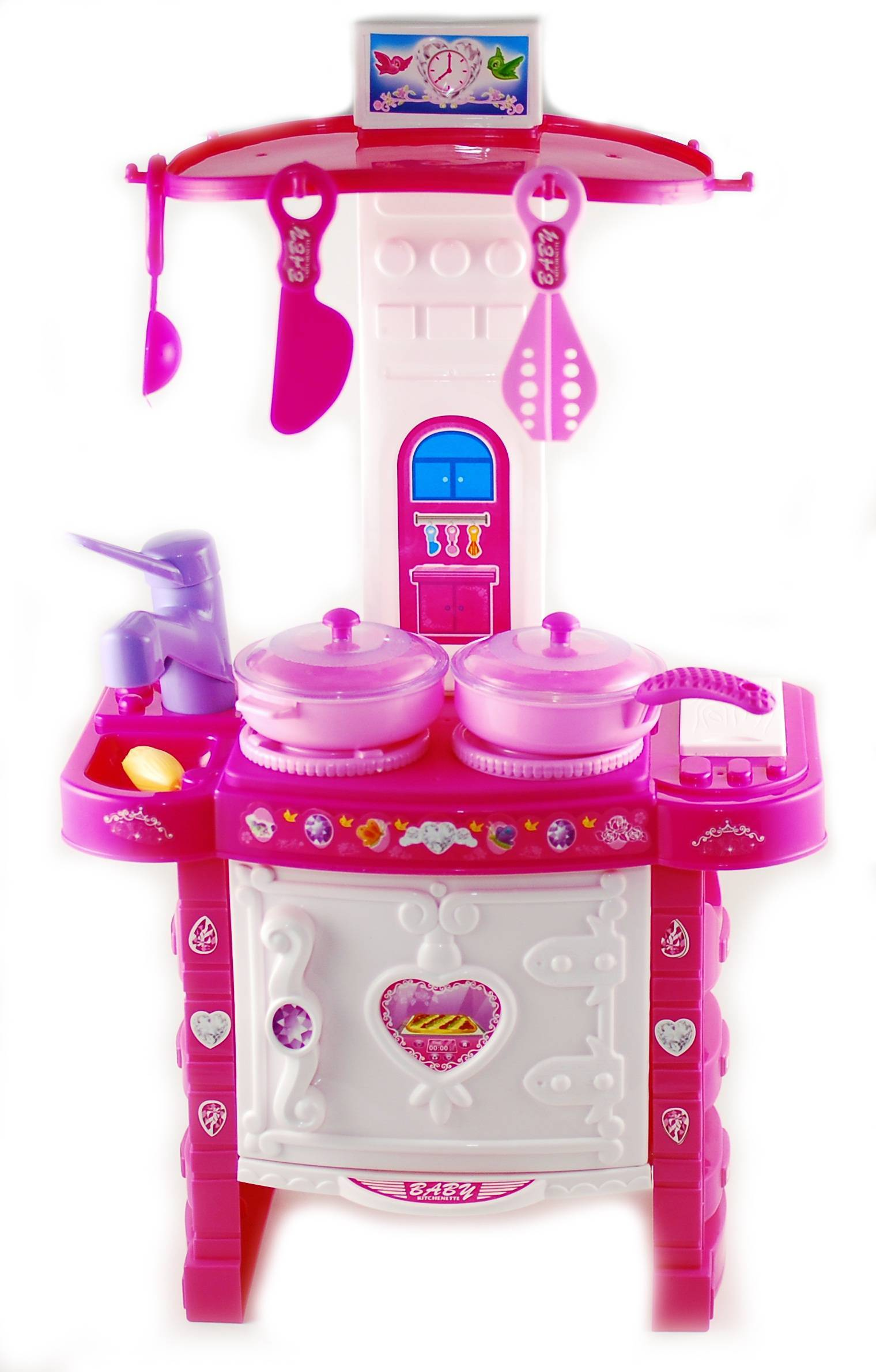 Mini bucatarie de jucarie pentru fetite