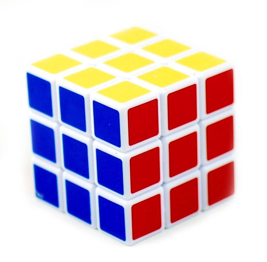 Cub Rubik 5.6 cm - joc inteligent si creativ