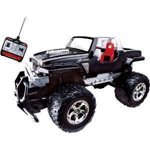 Jeep de jucarie cu telecomanda - 2 culori