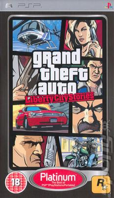 Grand Theft Auto Liberty City Stories Psp