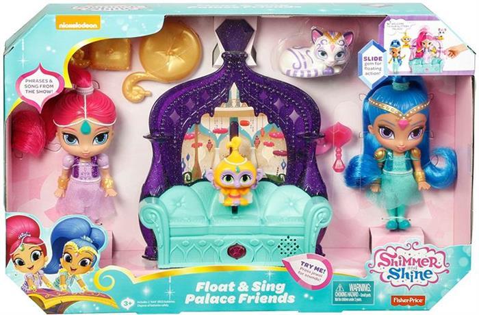 Jucarii Price Shimmer And Shine Dolls Secret Float