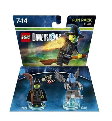 Set Lego Dimensions Wicked Witch Of The West