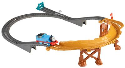 Set Thomas & Friends Trackmaster Breakaway Bridge