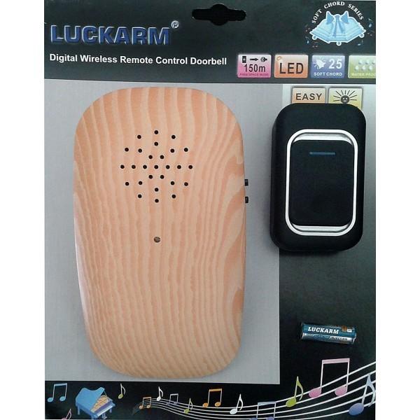 Sonerie fara fir - sonerie wireless la priza 220V cod:3907